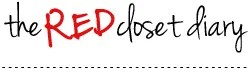 the red closet diary