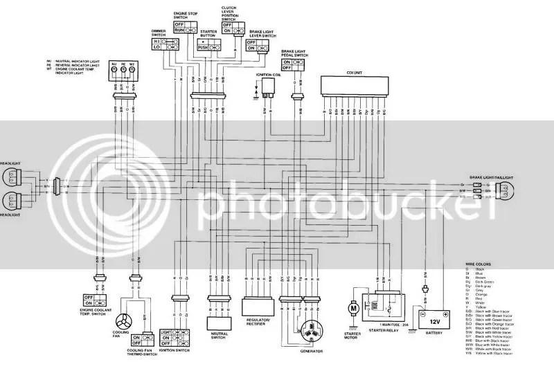 Arctic Cat 400 Wiring Diagram Wiring Diagram