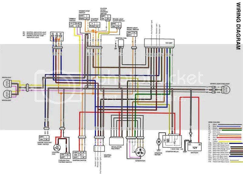 Suzuki Z400 Wiring Diagram Wiring Diagrams
