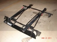 VWVortex.com - Yakima roof rack for B4 sedan