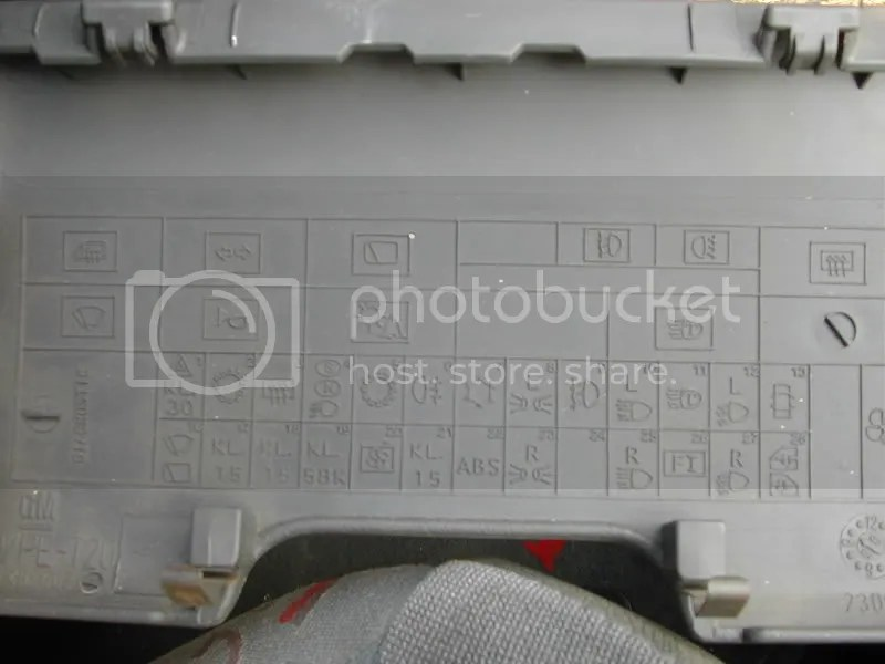 Corsa B 1 0 Fuse Box Layout Wiring Diagram 2019