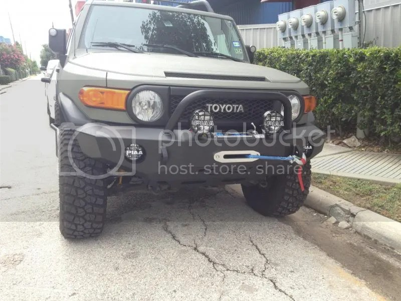 What did you do TO your FJ Cruiser TODAY? - Page 1667 - Toyota FJ