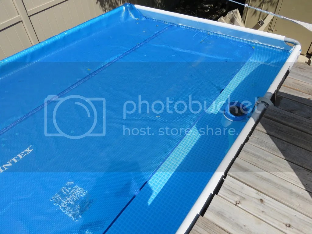 Frame Pool Test 9 X 18 Intex Ultra Frame Underlayment Questions