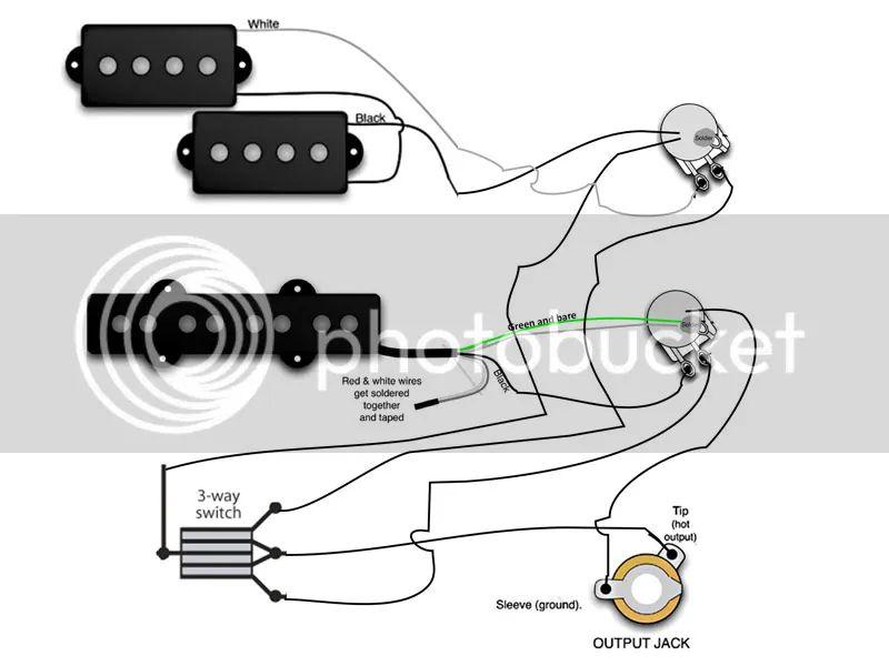 dean bass guitar wiring diagram