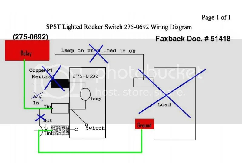Marine Lighted Toggle Switch Wiring Diagram Wiring Diagram