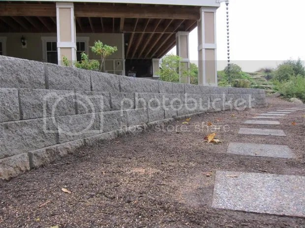 Landscape retaining walls for Landscaping rocks kitsap county