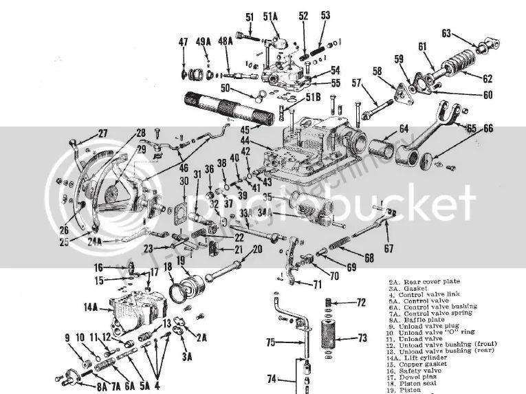 fordson dexta wiring harness