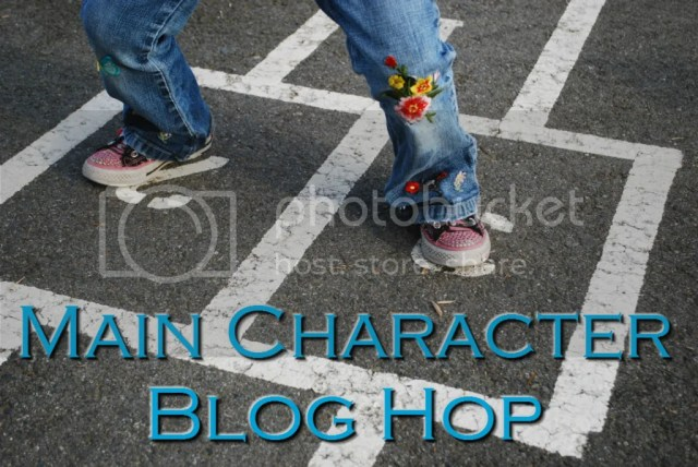 Main Character Blog Hop