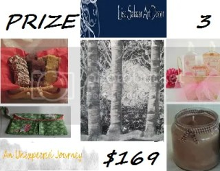 PRIZE3 Blogger Sign-up and 2 Awesome $$$ Giveaway $$$ Opportunities--CLOSED