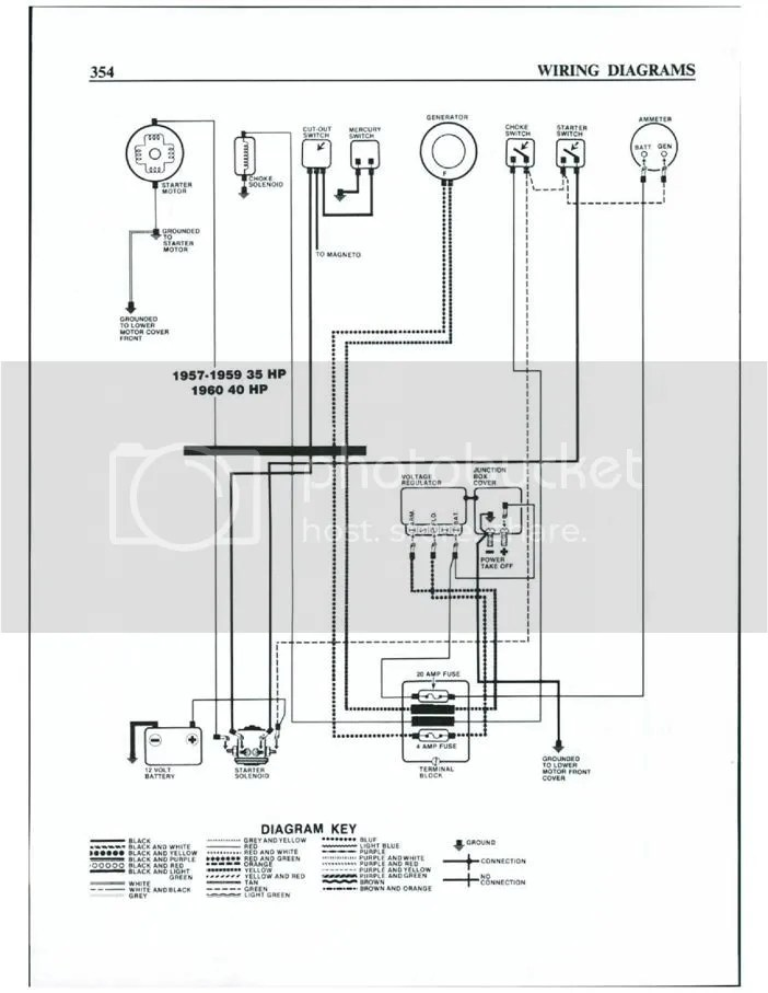 johnson wiring diagram 71 mercury outboard wiring diagrams