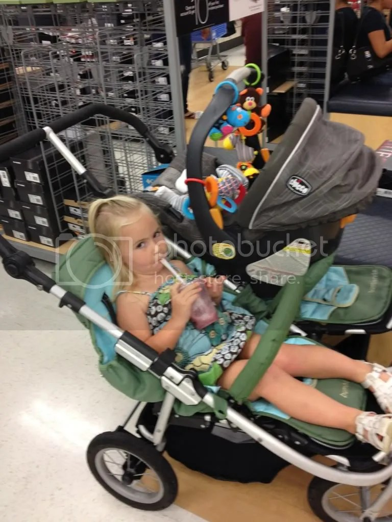 Twin Stroller With Infant Car Seats Recommendation Needed For A Double Stroller For Infant And