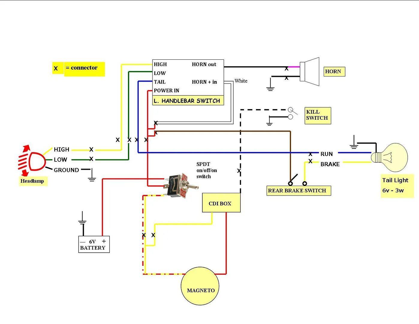 77 harley xl wiring diagram