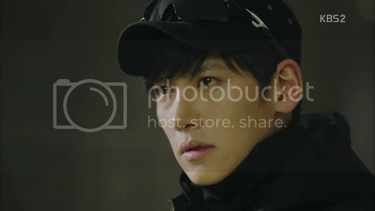Ji Chang Wook Hd Wallpaper Healer Episode 11 187 Dramabeans Korean Drama Recaps