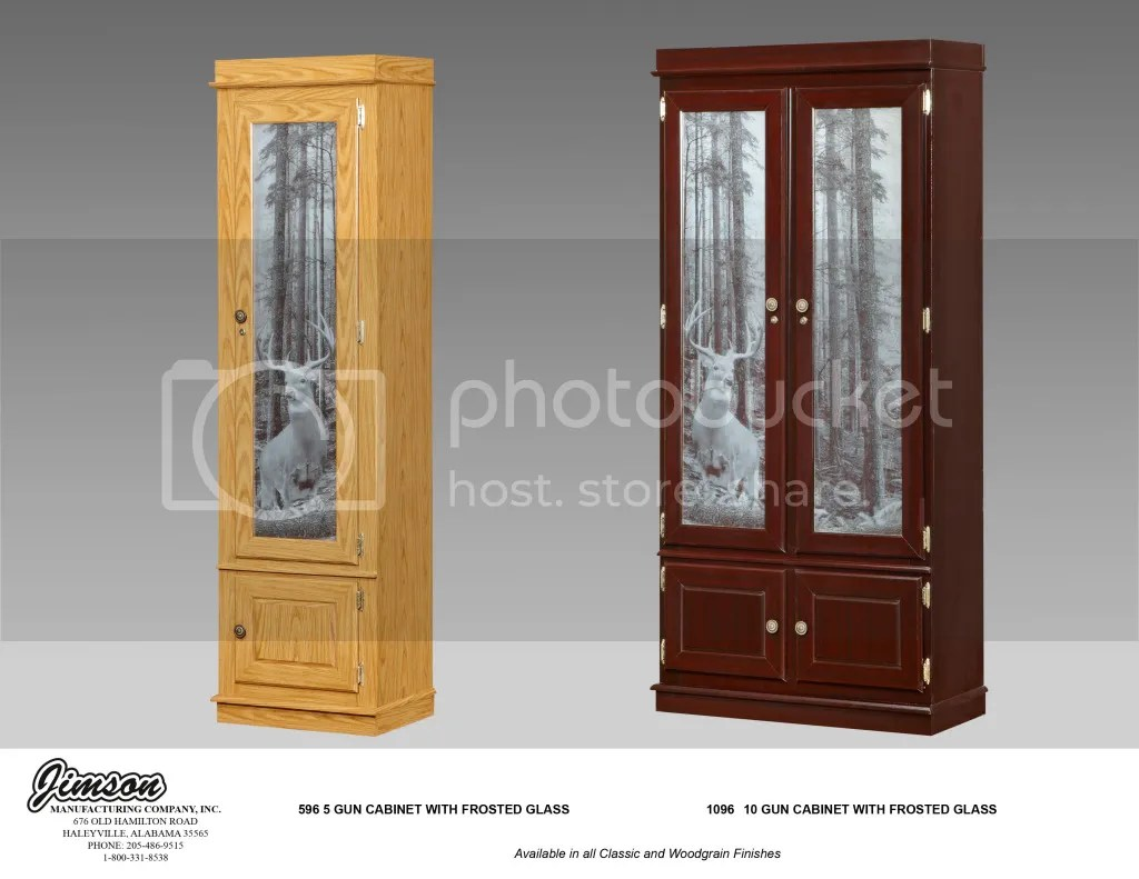 Wood Gun Cabinet With Etched Glass Best 25 Gun Cabinets Id