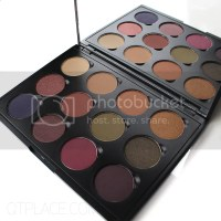 Coastal scents hot pot palette 2