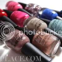 Faby nail polish swatches part 1