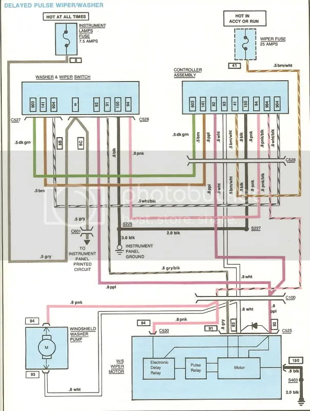 81 Corvette Wiring Diagram - Wiring Diagrams
