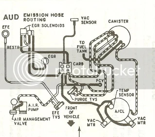 81 Vette Vapor Canister Diagram **HELP** - CorvetteForum - Chevrolet