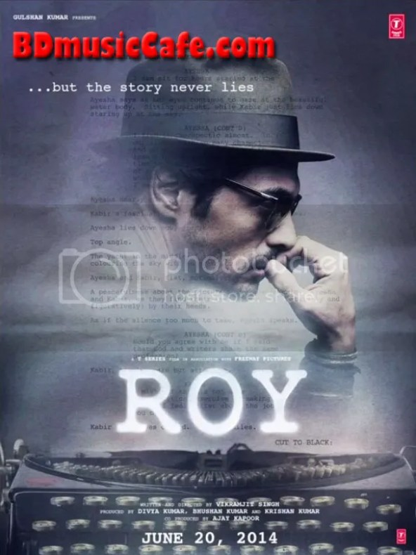 Roy Hindi Movie First Look & Movie Information