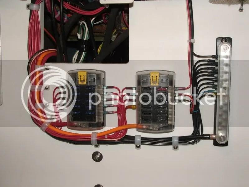 Fuse Box Boat Wiring Diagram