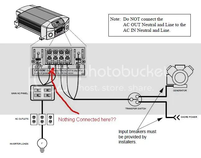 invertercharger wiring diagram