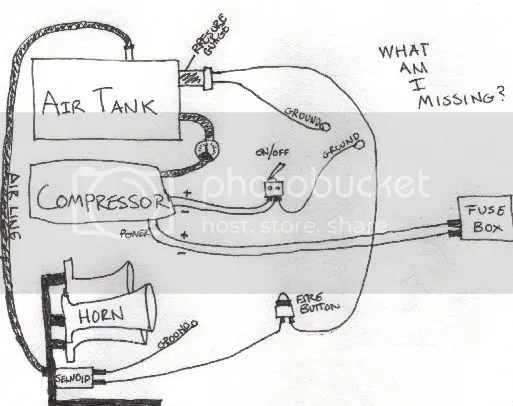 Kleinn Train Horn Wiring Diagram kleinn air horn wiring diagram