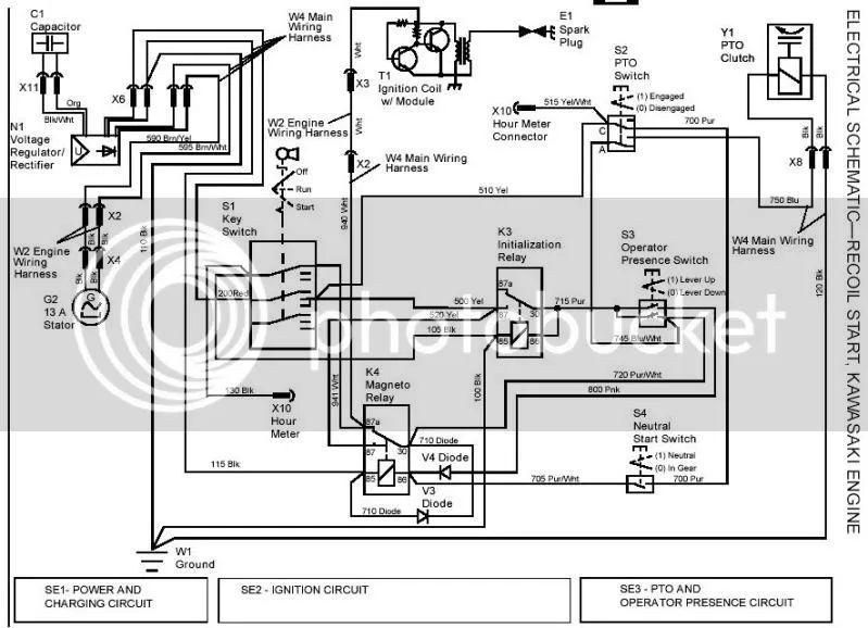 wiring diagram for john deere gs30