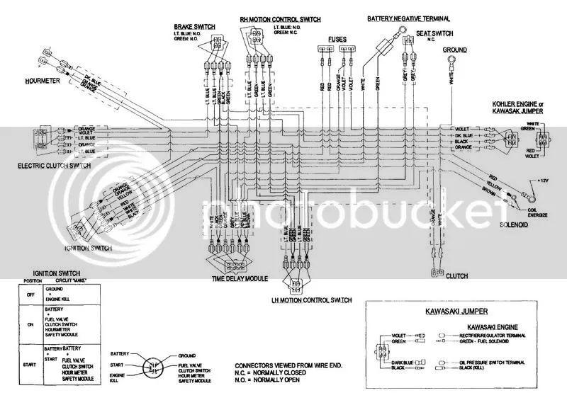 exmark navigator wiring diagram