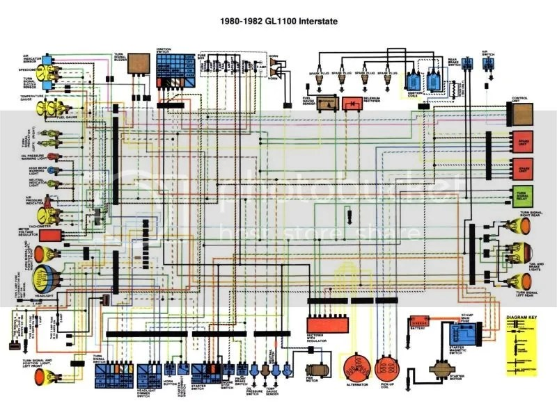 G L 2000 B Wiring Diagram Electronic Schematics collections