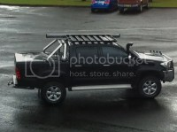 NewHilux.net  View topic - Mounting roof rack - cab or ...