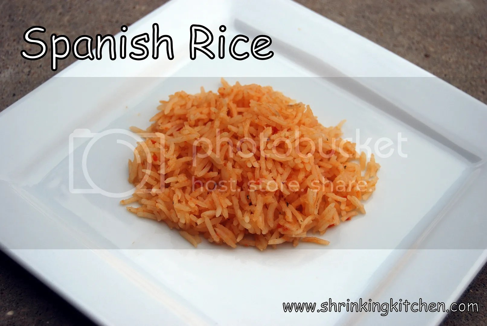 The Original Spanish Rice