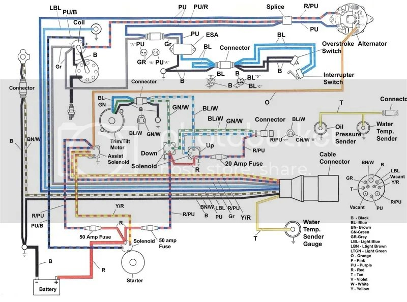 B Boat Wiring Diagram Wiring Schematic Diagram