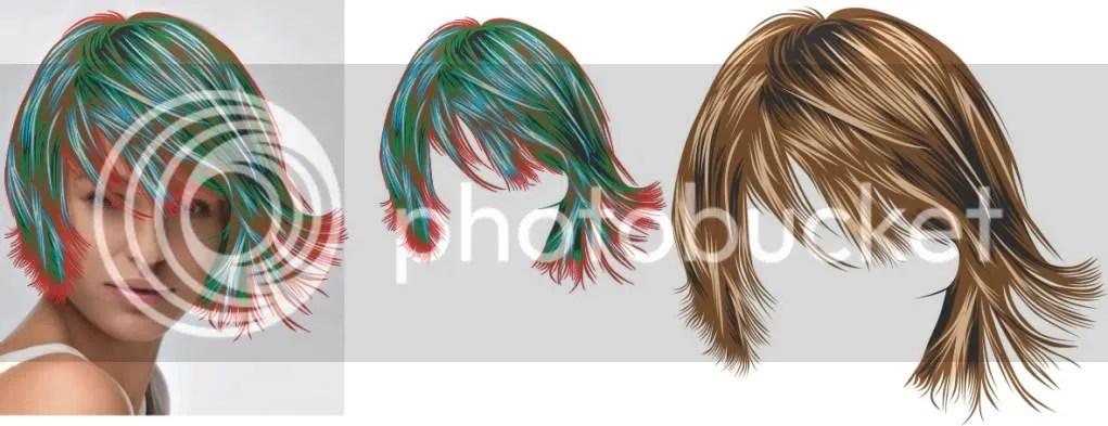 Selesai Membuat Rambut Mudah Bukan Sekarang Rambut Bisa Di Tukar