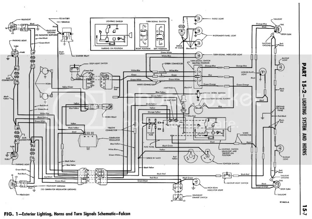 Electrical Wiring Diagrams Ford Fairmont - wiring diagrams image