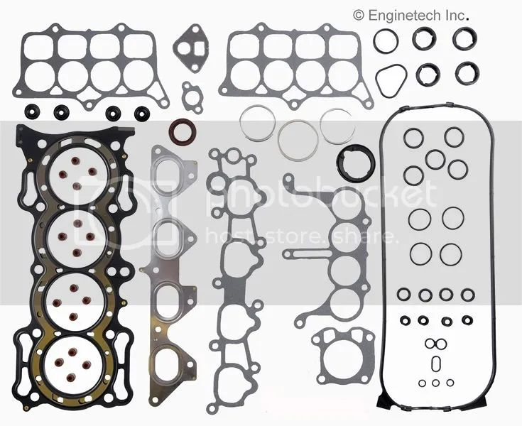 1995 honda accord engine rebuild kit