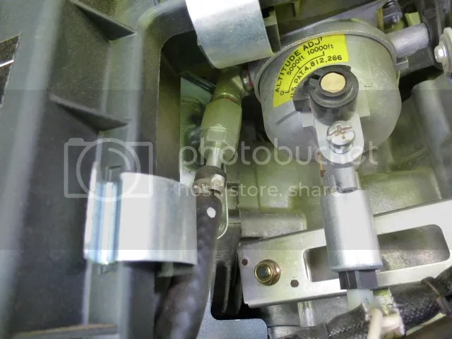 RVNet Open Roads Forum Class A Motorhomes Onan fuel filter leak