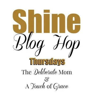 SHINE Blog Hop