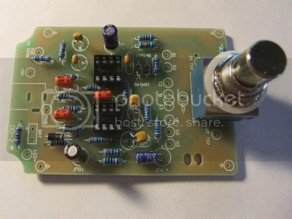 Clone Kit Freestompboxes Org View Topic Op Amp Big Muff Kit For 30