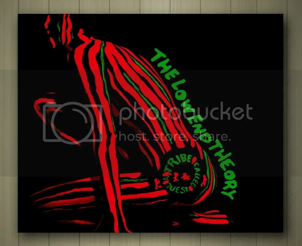 12x12 Poster A Tribe Called Quest Canvas Poster Sz 12x12 Quot 16x16 Quot The