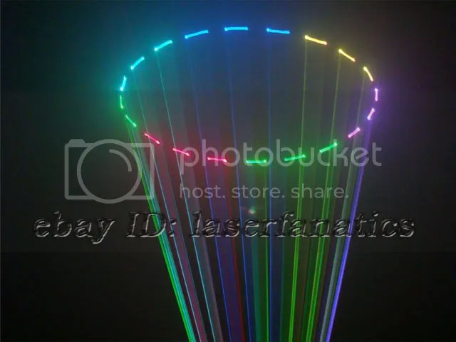 Led Stage Lighting Ebay Disco Dj Equipment 400mw Rgb Animation Cartoon Laser Light