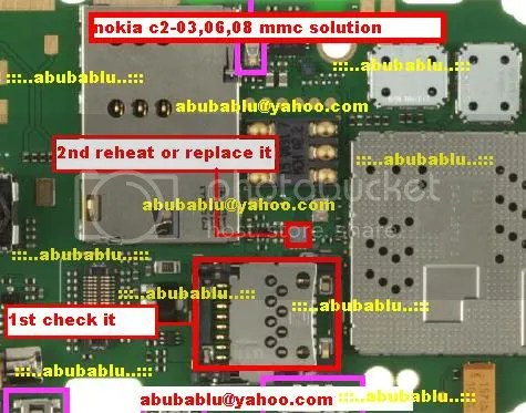 nokia c2-03,06,08 all new solution here - GSM Forum