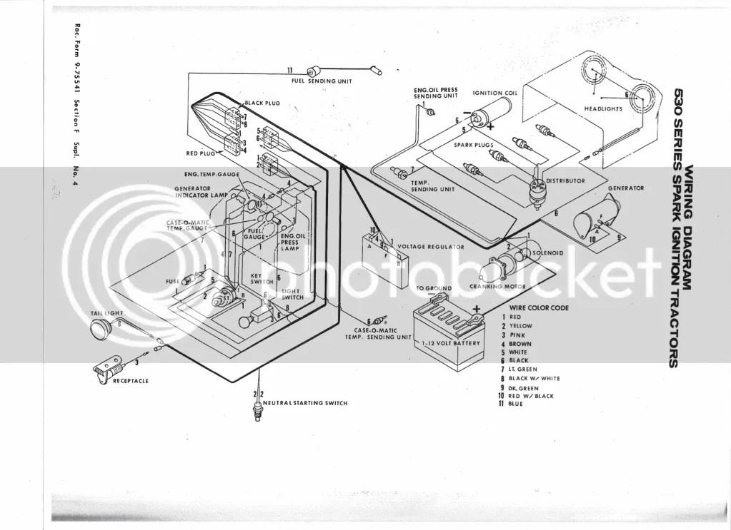 Case Ingersoll 224 Wiring Diagram Wiring Schematic Diagram