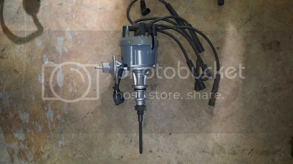HEI Distributor on a 360 - Ford Truck Enthusiasts Forums