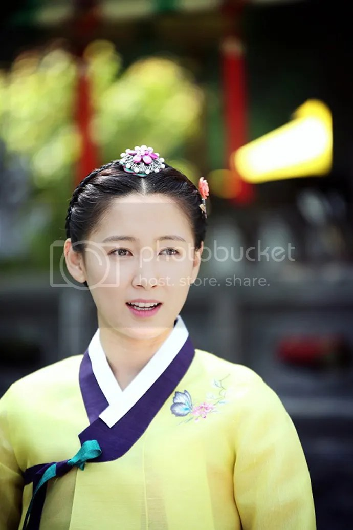 "Love Couch ""joseon Gunman"": First Official Stills Of Nam Sang Mi In"
