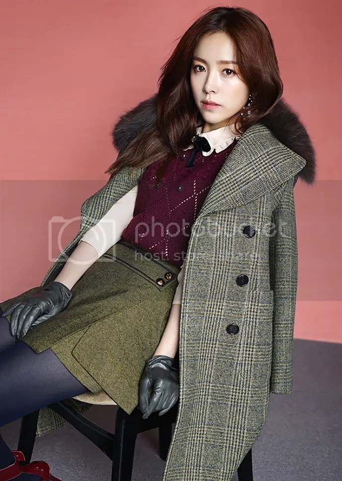 Love Couch More Ana Capri F/w 2015 Visuals Feat. Han Ji Min | Couch