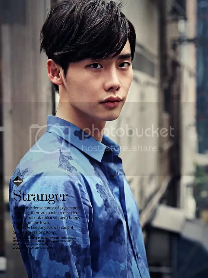 Cute Wallpaper In Twitter High Cut Feat Doctor Stranger S Lee Jong Seok Amp Park Hae
