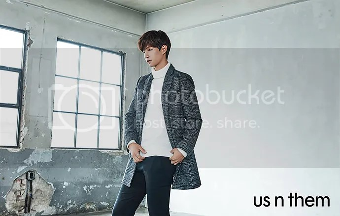 Fall Winter Wallpaper Us N Them Fall 2015 Ad Campaign Feat Song Jae Rim Couch
