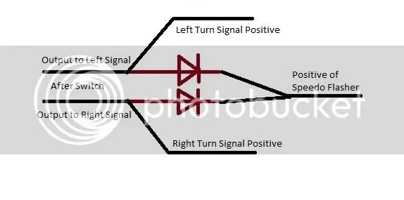 help wiring turn signals Yamaha XS650 Forum