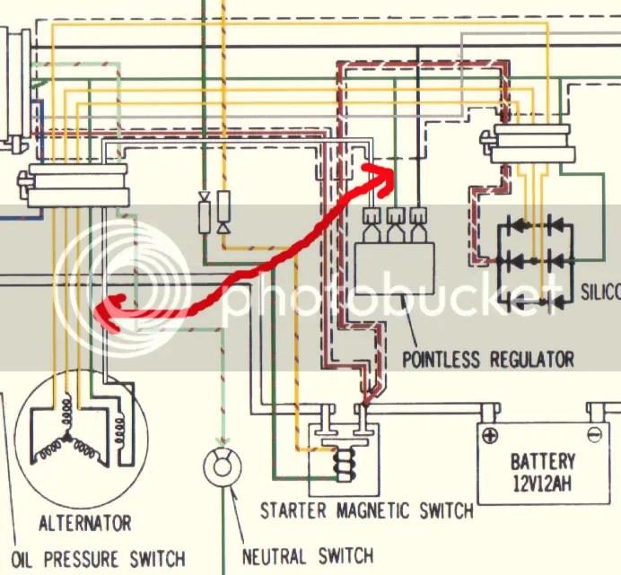 cb550 wiring diagram wiring diagram honda cb wiring diagrams and