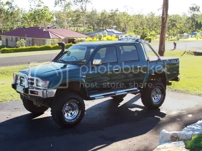 Common problems with 99 hilux - Australian 4WD Action Forum